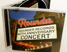 Rounder Anniversary